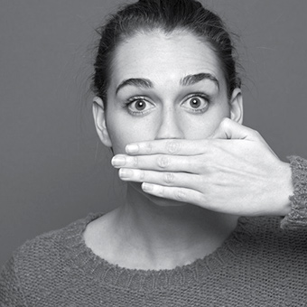 Hilfe bei Mundgeruch – Zahnarztpraxis Dr. Hermel